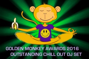concept art for CHILL OUT DJ AWARD needs new illustration doing